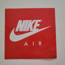 Coleccionismo deportivo: PEGATINA ADHESIVO NIKE AIR RAFA NADAL, MICHAEL JORDAN, LEBRON JAMES, NBA, CR7. Lote 289460283