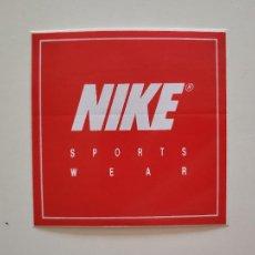 Coleccionismo deportivo: PEGATINA ADHESIVO NIKE SPORTS WEAR RAFA NADAL, MICHAEL JORDAN, LEBRON JAMES, NBA, CR7. Lote 289460523