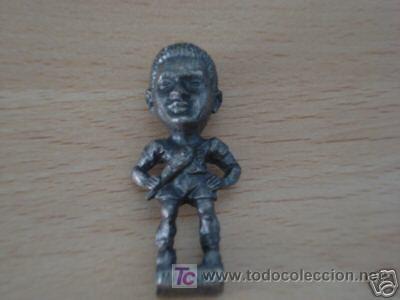 FIGURA MAZINHO VALENCIA CF (Coleccionismo Deportivo - Merchandising y Mascotas - Futbol)
