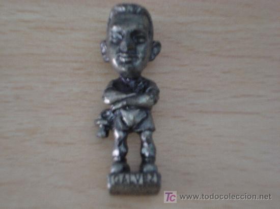 FIGURA GALVEZ VALENCIA CF (Coleccionismo Deportivo - Merchandising y Mascotas - Futbol)
