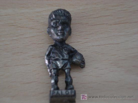 FIGURA PALOP VALENCIA CF (Coleccionismo Deportivo - Merchandising y Mascotas - Futbol)