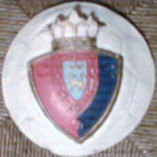 Coleccionismo deportivo: ( OFERTA ) ESCUDO DEL OSASUNA. Lote 18061575