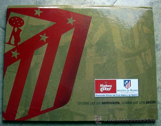 Coleccionismo deportivo: Atlético de Madrid - Chapa, chapas Cerveza Mahou 2007-2008, 07-08 - completo - ver fotos - Foto 2 - 23449619
