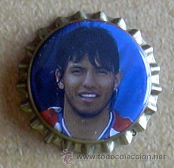 Coleccionismo deportivo: Atlético de Madrid - Chapa, chapas Cerveza Mahou 2007-2008, 07-08 - completo - ver fotos - Foto 5 - 23449619