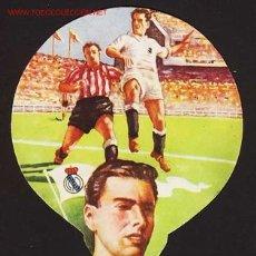 Coleccionismo deportivo: PAY PAY DEL JUGADOR DE FUTBOL PAHIÑO DEL REAL MADRID. Lote 174103077