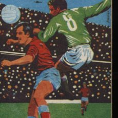 Coleccionismo deportivo: CAMPEONATO DE LIGA.TEMPORADA 1968-69. PUBLICIDAD DE SASTRERÍA CARAMAZANA. AVILÉS. Lote 16954811