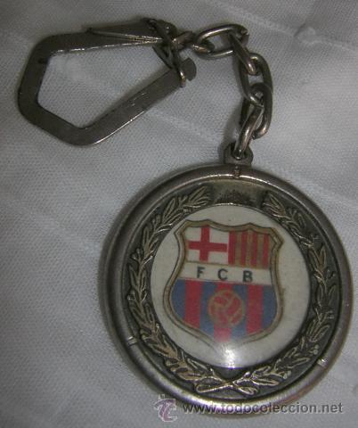 Coleccionismo deportivo: vintage ,, Barca ,, LLavero del Futbol Club Barcelona - Foto 2 - 27449718