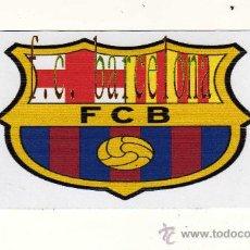 Coleccionismo deportivo: ESCUDO F.C. BARCELONA EN PAPEL MAGNÉTICO.. Lote 15062802