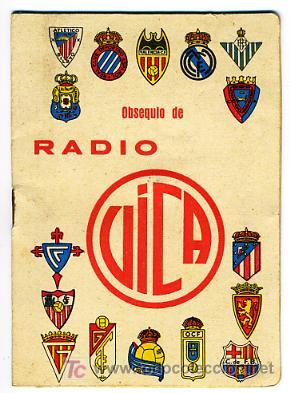 Calendario Futbol Primera Division.Calendario De Futbol Liga 1959 60 Primera Division Cf47