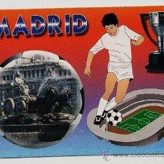 Coleccionismo deportivo - calendario bolsillo.- futbol.- real madrid.- año 2006 - 19747611