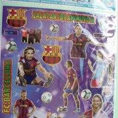 Coleccionismo deportivo: PEGATINAS DEL F.C.BARCELONA. Lote 27630031