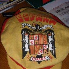 Coleccionismo deportivo: GORRA SELECCION ESPAÑOLA . AÑOS 70 .. Lote 29985049