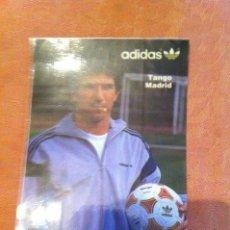 Coleccionismo deportivo: PEGATINA DEL JUGADOR DEL REAL MADRID JUANITO. Lote 26337084