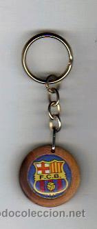 FUTBOL CLUB BARCELONA / LLAVERO (Coleccionismo Deportivo - Merchandising y Mascotas - Futbol)