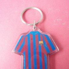 Coleccionismo deportivo: BONITO LLAVERO DEL F.C.BARCELONA. Lote 26894103