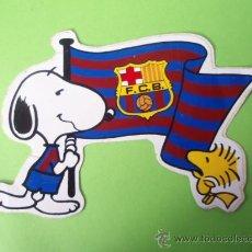 Coleccionismo deportivo: RARA PEGATINA DEL F.C.BARCELONA . Lote 26132869