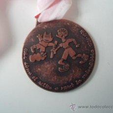 Coleccionismo deportivo: MEDALLA DEPORTIVA - VOLUNTARIS PER BARCELONA OLIMPIADAS 1992. Lote 71849791