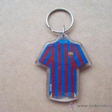 Coleccionismo deportivo: BONITO LLAVERO DEL F.C.BARCELONA. Lote 27300537