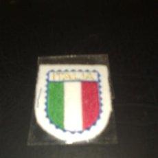 Coleccionismo deportivo: ESCUDO / PARCHE TELA ITALIA. Lote 24302237