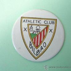 Coleccionismo deportivo: BONITA PLACA DE CERAMICA DEL ATHLETIC DE BILBAO . Lote 24634295