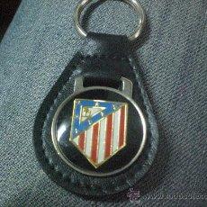 Coleccionismo deportivo: LLAVERO FUTBOL ATLETICO DE MADRID. Lote 27402919