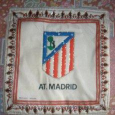 Coleccionismo deportivo: FUNDA COJIN ,DEL AT.MADRID.. Lote 27004200