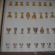 Coleccionismo deportivo: REAL MADRID C.F. - AJEDREZ -. Lote 27509972