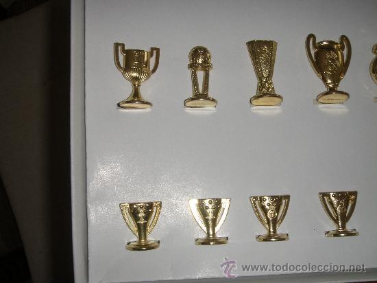 Coleccionismo deportivo: Real Madrid C.F. - Ajedrez - - Foto 5 - 27509972