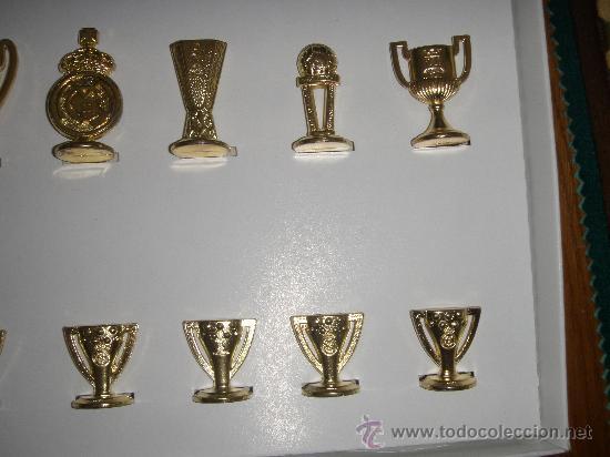 Coleccionismo deportivo: Real Madrid C.F. - Ajedrez - - Foto 6 - 27509972