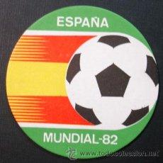 Coleccionismo deportivo: POSAVASOS ESPAÑA MUNDIAL 1982.. Lote 27830238