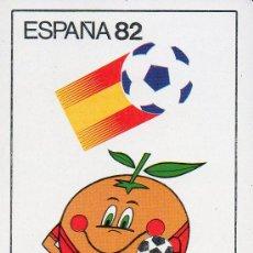 Coleccionismo deportivo: FUTBOL - ESPAÑA 82 – BARAJA DEL AÑO 1979 - NUEVA CON PRECINTO Y ESTUCHE, FOURNIER - (NARANJITO). Lote 31746313