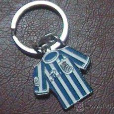 Coleccionismo deportivo: LLAVERO FUTBOL REAL SOCIEDAD SAN SEBASTIAN . Lote 27997585