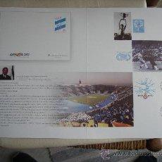 Coleccionismo deportivo: RCD ESPANYOL - BARNAFIL 2000- FUTBOL-. Lote 28650148