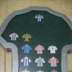 Coleccionismo deportivo: LOTE LLAVEROS FUTBOL - 12 UNIDADES-VER FOTO- ATLETICO DE MADRID, ATHLETIC DE BILBAO, BETIS, VALENCIA. Lote 29356600