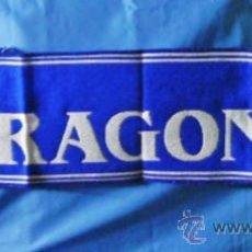 Coleccionismo deportivo: BUFANDA - BALONCESTO - CLUB BASQUET TARRAGONA - CBT - TELA - TGN - VER FOTO - AÑOS 80 / 90. Lote 29682016