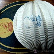 Coleccionismo deportivo: GORRA CON VISERA. ATLÉTICO DE MADRID. AÑOS 50. Lote 29706020