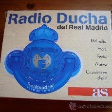 Coleccionismo deportivo: REAL MADRID C.F. -RADIO DUCHA-. Lote 29974655
