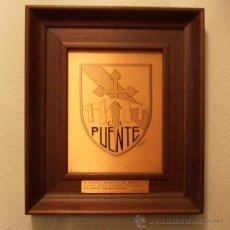 Coleccionismo deportivo: EL PUENTE, CLUB DE FUTBOL, ORENSE. Lote 30019819