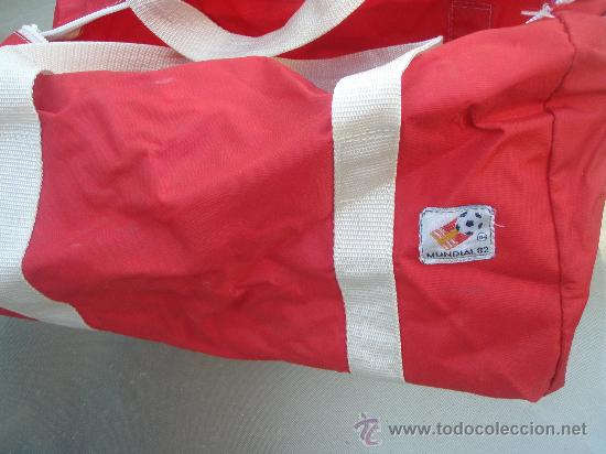Coleccionismo deportivo: España 82 - Bolsa Naranjito - - Foto 3 - 30322736