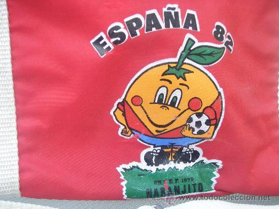 Coleccionismo deportivo: España 82 - Bolsa Naranjito - - Foto 5 - 30322736