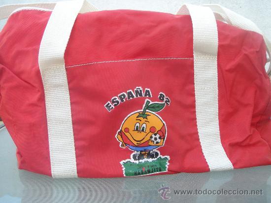 Coleccionismo deportivo: España 82 - Bolsa Naranjito - - Foto 6 - 30322736