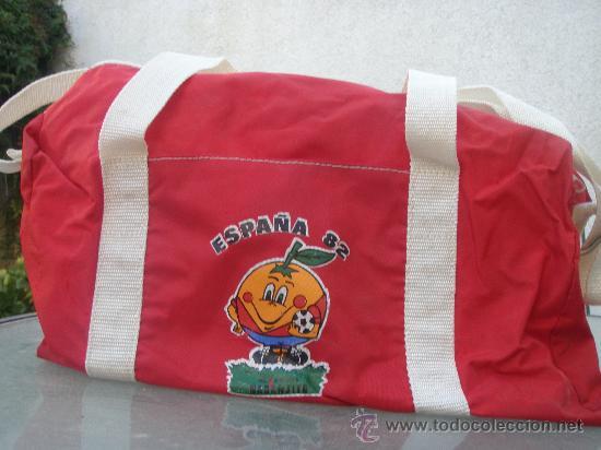 Coleccionismo deportivo: España 82 - Bolsa Naranjito - - Foto 9 - 30322736
