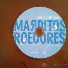 Coleccionismo deportivo: CD GRUPO MARDITOS ROEDORES CANCIÓN RCD ESPANYOL RCD ESPAÑOL FINAL COPA DEL REY 2006. Lote 31221142