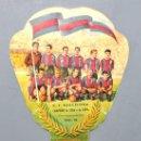 Coleccionismo deportivo: PAY PAY DEDICADO A C.F. BARCELONA CAMPEON DE LIGA Y COPA 1951-1952. CHAMPAÑA RAMALLETS . Lote 52524928