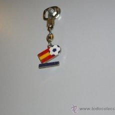 Coleccionismo deportivo: LLAVERO ESPAÑA 82. Lote 34731300
