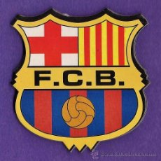 Coleccionismo deportivo: POSAVASOS - BARÇA / FC BARCELONA - FUTBOL - CARTON MUY RIGIDO - SIN ESTRENAR - AÑOS 90. Lote 35272380