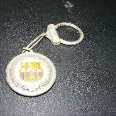 Coleccionismo deportivo: 1 ANTIGUO LLAVERO F.C BARCELONA - AÑOS 80. Lote 35973443
