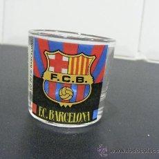Coleccionismo deportivo: 1 ANTIGUO VASO PEQUEÑO F.C BARCELONA . Lote 35973556