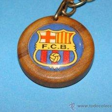 Coleccionismo deportivo: LLAVERO DE DEPORTES. FÚTBOL CLUB BARCELONA. DIARIO SPORT 1979 1993. . Lote 36326184
