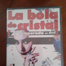 Colecionismo desportivo: DVD PRECINTADO LA BOLA DE CRISTAL 2ª TEMPORADA Nº 1 ALASKA PEDRO REYES GURRUCHAGA ELECTRODUENDES. Lote 46624986